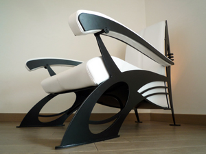 Chaise Design Contemporain - La stylique Paris Paris